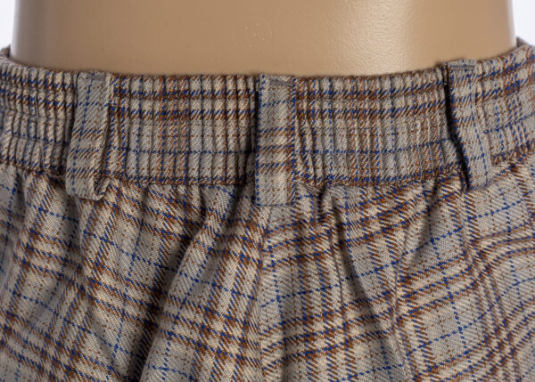 Checked Shorts 2