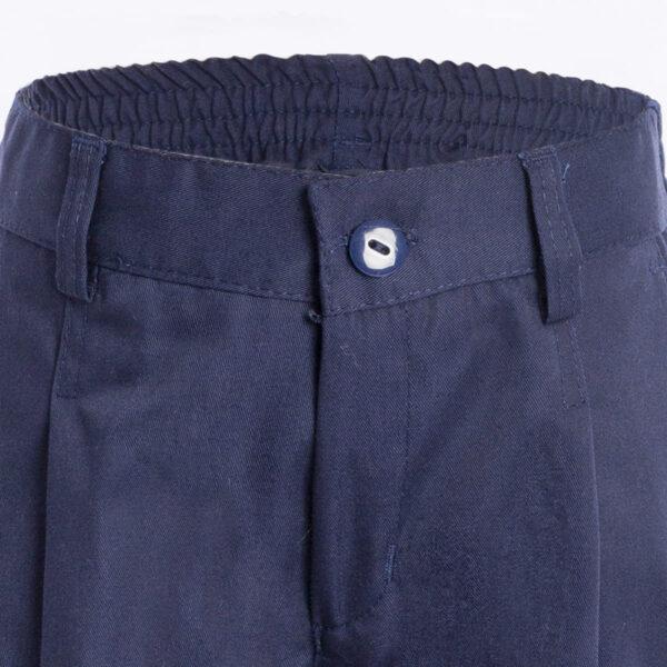 Boys blue shorts 1