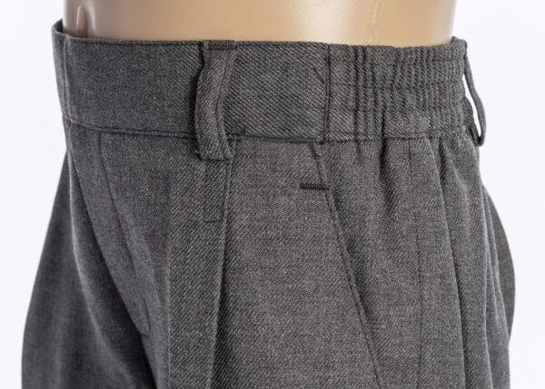 Girls grey trousers 2