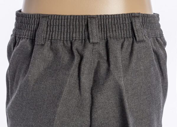 Girls grey trousers 3