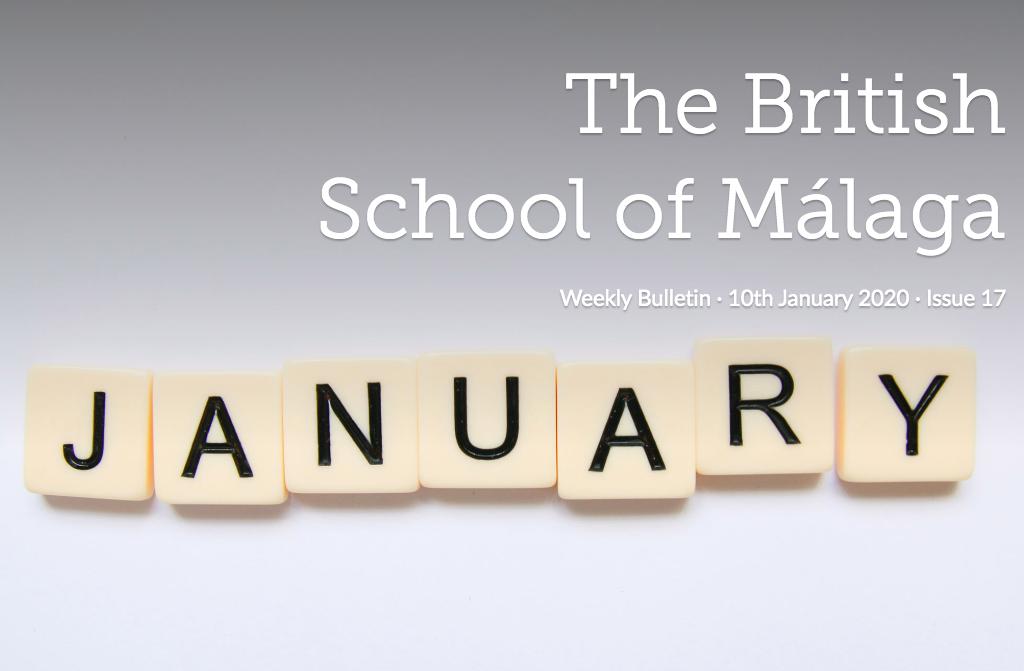 The British School of Málaga · Weekly Bulletin