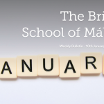 The British School of Málaga · Weekly Bulletin
