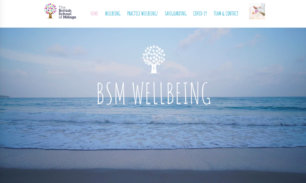 Wellbeing Web