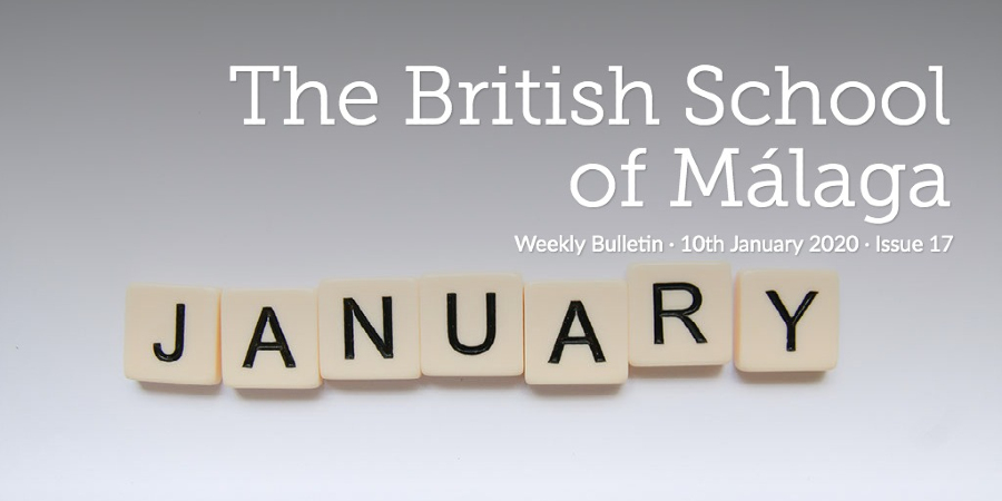 Weekly Bulletin 10th January 2020