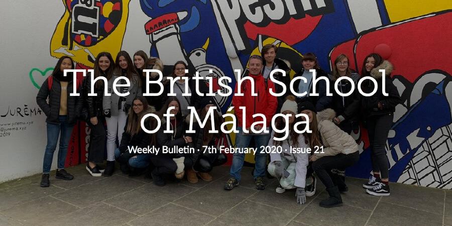 Weekly Bulletin 7th February 2020